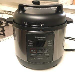 パナソニック電気圧力鍋写真